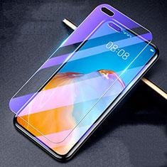 Schutzfolie Displayschutzfolie Panzerfolie Gehärtetes Glas Glasfolie Anti Blue Ray Skins zum Aufkleben Panzerglas B02 für Huawei P40 Klar