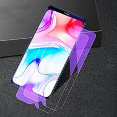 Schutzfolie Displayschutzfolie Panzerfolie Gehärtetes Glas Glasfolie Anti Blue Ray Skins zum Aufkleben Panzerglas B03 für Xiaomi Redmi 8A Klar