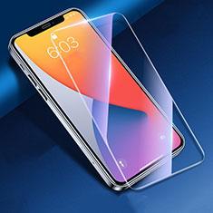 Schutzfolie Displayschutzfolie Panzerfolie Gehärtetes Glas Glasfolie Anti Blue Ray Skins zum Aufkleben Panzerglas B04 für Apple iPhone 12 Klar