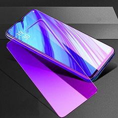 Schutzfolie Displayschutzfolie Panzerfolie Gehärtetes Glas Glasfolie Anti Blue Ray Skins zum Aufkleben Panzerglas B04 für Oppo A9 Klar