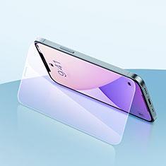 Schutzfolie Displayschutzfolie Panzerfolie Gehärtetes Glas Glasfolie Anti Blue Ray Skins zum Aufkleben Panzerglas für Apple iPhone 12 Klar