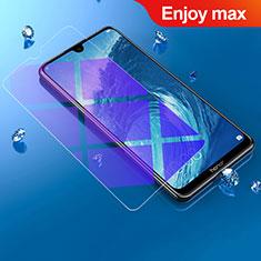 Schutzfolie Displayschutzfolie Panzerfolie Gehärtetes Glas Glasfolie Anti Blue Ray Skins zum Aufkleben Panzerglas für Huawei Enjoy Max Klar