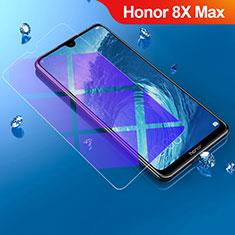 Schutzfolie Displayschutzfolie Panzerfolie Gehärtetes Glas Glasfolie Anti Blue Ray Skins zum Aufkleben Panzerglas für Huawei Honor 8X Max Klar