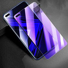 Schutzfolie Displayschutzfolie Panzerfolie Gehärtetes Glas Glasfolie Anti Blue Ray Skins zum Aufkleben Panzerglas für Huawei Honor Play4 Pro 5G Klar