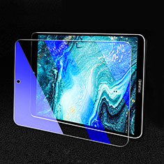 Schutzfolie Displayschutzfolie Panzerfolie Gehärtetes Glas Glasfolie Anti Blue Ray Skins zum Aufkleben Panzerglas für Huawei MediaPad M6 8.4 Klar