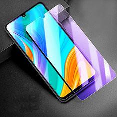 Schutzfolie Displayschutzfolie Panzerfolie Gehärtetes Glas Glasfolie Anti Blue Ray Skins zum Aufkleben Panzerglas für Huawei Y8p Klar