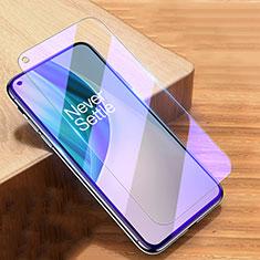 Schutzfolie Displayschutzfolie Panzerfolie Gehärtetes Glas Glasfolie Anti Blue Ray Skins zum Aufkleben Panzerglas für OnePlus Nord N10 5G Klar