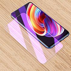 Schutzfolie Displayschutzfolie Panzerfolie Gehärtetes Glas Glasfolie Anti Blue Ray Skins zum Aufkleben Panzerglas für Realme Q2 Pro 5G Klar