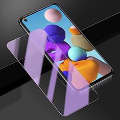 Schutzfolie Displayschutzfolie Panzerfolie Gehärtetes Glas Glasfolie Anti Blue Ray Skins zum Aufkleben Panzerglas für Samsung Galaxy A21 Klar