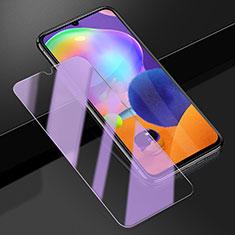 Schutzfolie Displayschutzfolie Panzerfolie Gehärtetes Glas Glasfolie Anti Blue Ray Skins zum Aufkleben Panzerglas für Samsung Galaxy A31 Klar