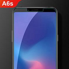 Schutzfolie Displayschutzfolie Panzerfolie Gehärtetes Glas Glasfolie Anti Blue Ray Skins zum Aufkleben Panzerglas für Samsung Galaxy A6s Klar