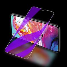 Schutzfolie Displayschutzfolie Panzerfolie Gehärtetes Glas Glasfolie Anti Blue Ray Skins zum Aufkleben Panzerglas für Samsung Galaxy A70S Klar