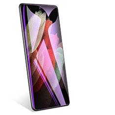 Schutzfolie Displayschutzfolie Panzerfolie Gehärtetes Glas Glasfolie Anti Blue Ray Skins zum Aufkleben Panzerglas für Samsung Galaxy S21 Ultra 5G Klar