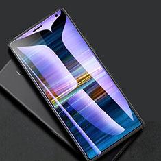 Schutzfolie Displayschutzfolie Panzerfolie Gehärtetes Glas Glasfolie Anti Blue Ray Skins zum Aufkleben Panzerglas für Sony Xperia XA3 Klar