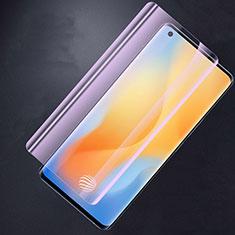 Schutzfolie Displayschutzfolie Panzerfolie Gehärtetes Glas Glasfolie Anti Blue Ray Skins zum Aufkleben Panzerglas für Vivo X51 5G Klar