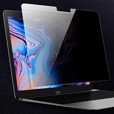 Schutzfolie Displayschutzfolie Panzerfolie Gehärtetes Glas Glasfolie Privacy Skins zum Aufkleben Panzerglas für Apple MacBook Air 13 zoll (2020) Klar