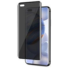 Schutzfolie Displayschutzfolie Panzerfolie Gehärtetes Glas Glasfolie Privacy Skins zum Aufkleben Panzerglas für Huawei Honor 30 Pro Klar
