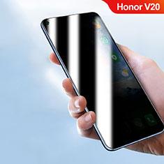 Schutzfolie Displayschutzfolie Panzerfolie Gehärtetes Glas Glasfolie Privacy Skins zum Aufkleben Panzerglas für Huawei Honor View 20 Klar