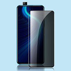 Schutzfolie Displayschutzfolie Panzerfolie Gehärtetes Glas Glasfolie Privacy Skins zum Aufkleben Panzerglas für Huawei Honor X10 5G Klar