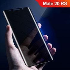 Schutzfolie Displayschutzfolie Panzerfolie Gehärtetes Glas Glasfolie Privacy Skins zum Aufkleben Panzerglas für Huawei Mate 20 RS Klar