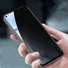 Schutzfolie Displayschutzfolie Panzerfolie Gehärtetes Glas Glasfolie Privacy Skins zum Aufkleben Panzerglas für Huawei Nova 7i Klar