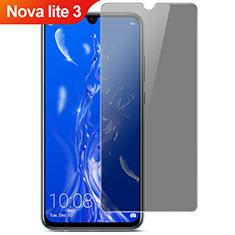 Schutzfolie Displayschutzfolie Panzerfolie Gehärtetes Glas Glasfolie Privacy Skins zum Aufkleben Panzerglas für Huawei Nova Lite 3 Klar