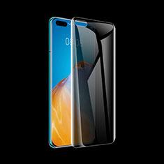 Schutzfolie Displayschutzfolie Panzerfolie Gehärtetes Glas Glasfolie Privacy Skins zum Aufkleben Panzerglas für Huawei P40 Pro Klar