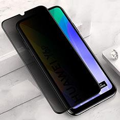 Schutzfolie Displayschutzfolie Panzerfolie Gehärtetes Glas Glasfolie Privacy Skins zum Aufkleben Panzerglas für Huawei Y6p Klar