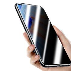 Schutzfolie Displayschutzfolie Panzerfolie Gehärtetes Glas Glasfolie Privacy Skins zum Aufkleben Panzerglas für Oppo Reno4 5G Klar