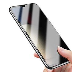 Schutzfolie Displayschutzfolie Panzerfolie Gehärtetes Glas Glasfolie Privacy Skins zum Aufkleben Panzerglas für Samsung Galaxy A12 Klar
