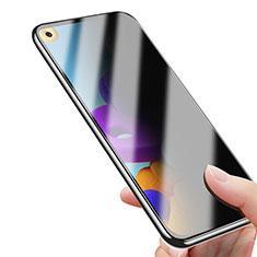 Schutzfolie Displayschutzfolie Panzerfolie Gehärtetes Glas Glasfolie Privacy Skins zum Aufkleben Panzerglas für Samsung Galaxy A21s Klar