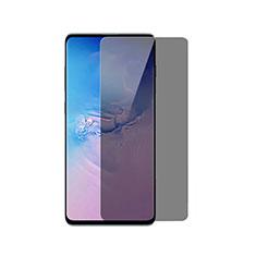 Schutzfolie Displayschutzfolie Panzerfolie Gehärtetes Glas Glasfolie Privacy Skins zum Aufkleben Panzerglas für Samsung Galaxy A40 Klar