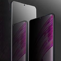 Schutzfolie Displayschutzfolie Panzerfolie Gehärtetes Glas Glasfolie Privacy Skins zum Aufkleben Panzerglas für Samsung Galaxy A70 Klar