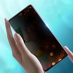 Schutzfolie Displayschutzfolie Panzerfolie Gehärtetes Glas Glasfolie Privacy Skins zum Aufkleben Panzerglas für Samsung Galaxy A71 5G Klar