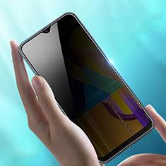 Schutzfolie Displayschutzfolie Panzerfolie Gehärtetes Glas Glasfolie Privacy Skins zum Aufkleben Panzerglas für Samsung Galaxy M21s Klar
