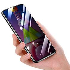 Schutzfolie Displayschutzfolie Panzerfolie Gehärtetes Glas Glasfolie Privacy Skins zum Aufkleben Panzerglas für Samsung Galaxy M51 Klar