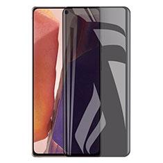 Schutzfolie Displayschutzfolie Panzerfolie Gehärtetes Glas Glasfolie Privacy Skins zum Aufkleben Panzerglas für Samsung Galaxy Note 20 5G Klar
