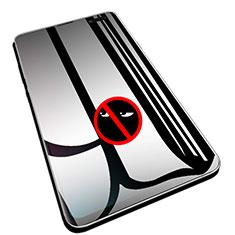 Schutzfolie Displayschutzfolie Panzerfolie Gehärtetes Glas Glasfolie Privacy Skins zum Aufkleben Panzerglas für Samsung Galaxy S10 5G SM-G977B Klar