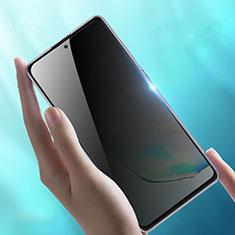 Schutzfolie Displayschutzfolie Panzerfolie Gehärtetes Glas Glasfolie Privacy Skins zum Aufkleben Panzerglas für Samsung Galaxy S20 FE 5G Klar