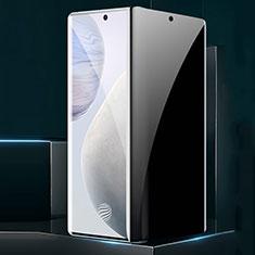 Schutzfolie Displayschutzfolie Panzerfolie Gehärtetes Glas Glasfolie Privacy Skins zum Aufkleben Panzerglas für Vivo X60 Pro 5G Klar