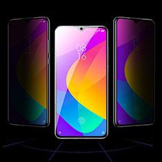 Schutzfolie Displayschutzfolie Panzerfolie Gehärtetes Glas Glasfolie Privacy Skins zum Aufkleben Panzerglas für Xiaomi Mi A3 Klar
