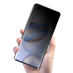 Schutzfolie Displayschutzfolie Panzerfolie Gehärtetes Glas Glasfolie Privacy Skins zum Aufkleben Panzerglas K01 für Huawei Nova 7 Pro 5G Klar