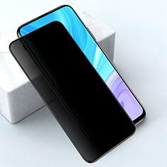 Schutzfolie Displayschutzfolie Panzerfolie Gehärtetes Glas Glasfolie Privacy Skins zum Aufkleben Panzerglas M01 für Huawei Enjoy 10 Plus Klar