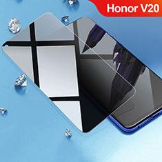 Schutzfolie Displayschutzfolie Panzerfolie Gehärtetes Glas Glasfolie Privacy Skins zum Aufkleben Panzerglas M01 für Huawei Honor View 20 Klar
