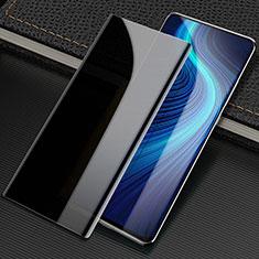 Schutzfolie Displayschutzfolie Panzerfolie Gehärtetes Glas Glasfolie Privacy Skins zum Aufkleben Panzerglas M01 für Huawei Honor X10 5G Klar