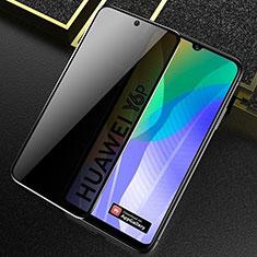 Schutzfolie Displayschutzfolie Panzerfolie Gehärtetes Glas Glasfolie Privacy Skins zum Aufkleben Panzerglas M01 für Huawei Y6p Klar