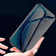 Schutzfolie Displayschutzfolie Panzerfolie Gehärtetes Glas Glasfolie Privacy Skins zum Aufkleben Panzerglas M01 für Oppo Find X2 Pro Klar