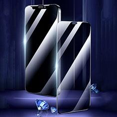 Schutzfolie Displayschutzfolie Panzerfolie Gehärtetes Glas Glasfolie Privacy Skins zum Aufkleben Panzerglas M02 für Apple iPhone 12 Klar