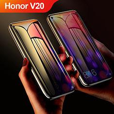 Schutzfolie Displayschutzfolie Panzerfolie Gehärtetes Glas Glasfolie Privacy Skins zum Aufkleben Panzerglas M02 für Huawei Honor View 20 Klar