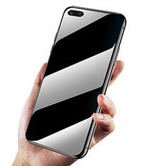 Schutzfolie Displayschutzfolie Panzerfolie Gehärtetes Glas Glasfolie Privacy Skins zum Aufkleben Panzerglas M02 für Huawei P40 Klar